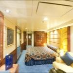 immagine della Royal suite della nave  MSC DIVINA di MSC Crociere